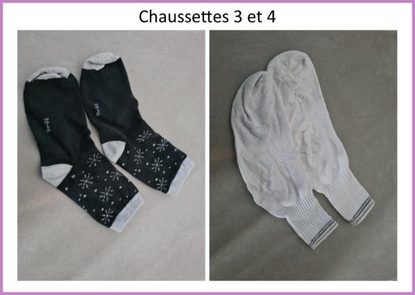 Chaussettes3et4